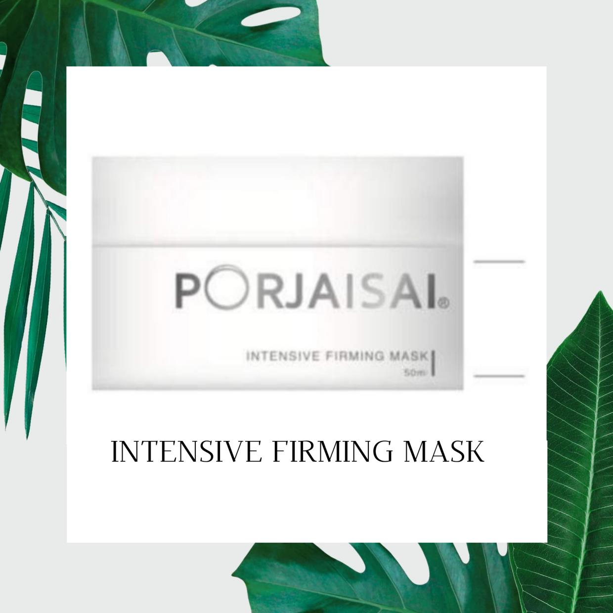 INTENSIVE FIRMING MASK
